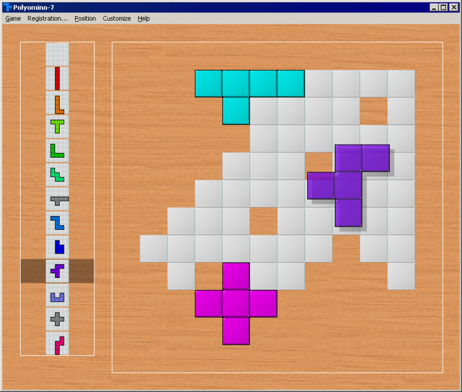 Polyomino-7 Screenshot
