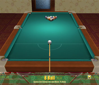 3D Billiards Online Games Screenshot 1