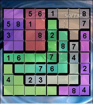 Sudoku1 Screenshot 3