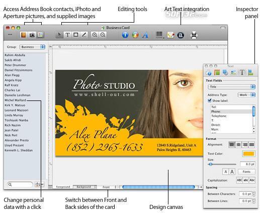 Printfolio Screenshot 2