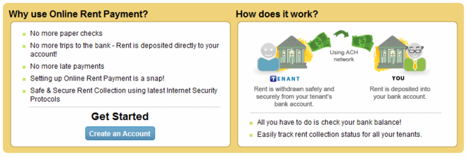 Pay Rent Screenshot