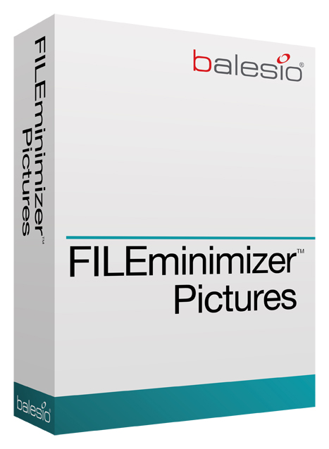 FILEminimizer Pictures Screenshot