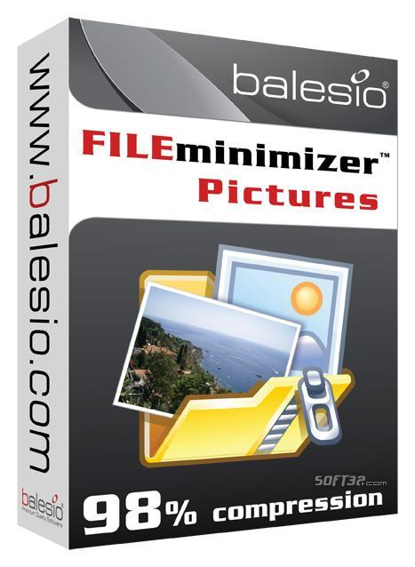 FILEminimizer Pictures Screenshot 2