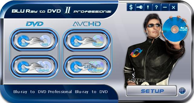 Blu-ray to DVD Pro Screenshot 2