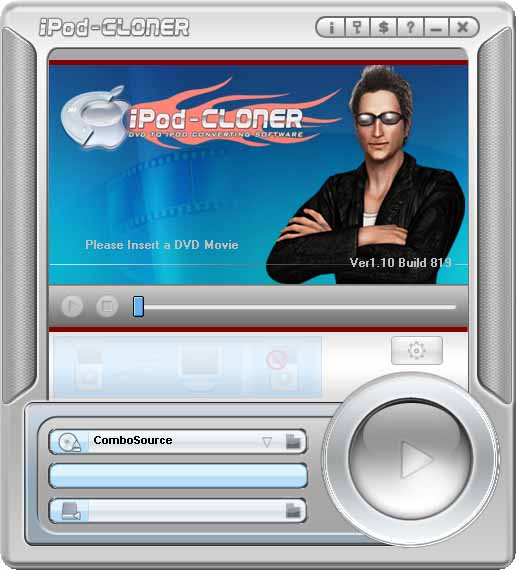 iPod-Cloner Screenshot 1