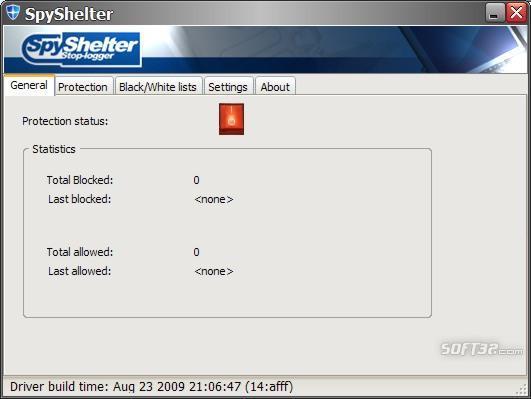 SpyShelter Screenshot 3