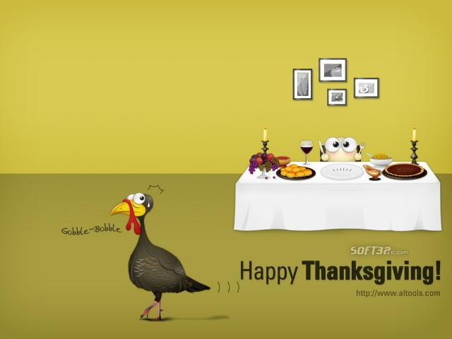 ALTools Thanksgiving Wallpaper Screenshot 3