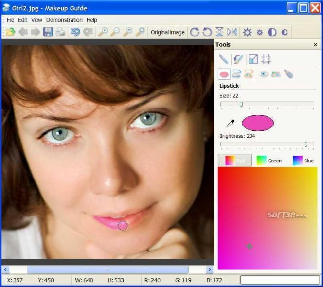 Makeup Guide Screenshot 3