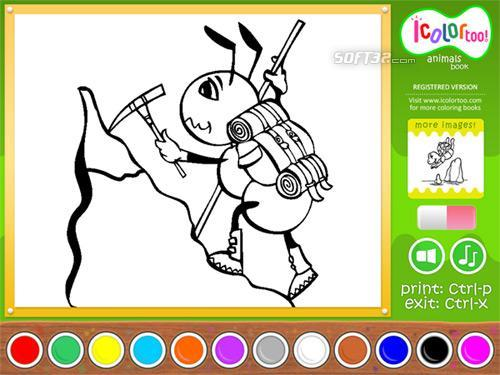 I Color Too Animals 1 Screenshot 3
