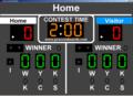 Judo Scoreboard Deluxe 1