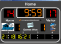 Volleyball Scoreboard Deluxe 1