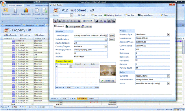 Landlord Express Screenshot