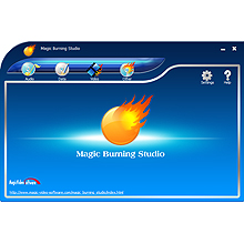 Magic Burning Studio Screenshot 1