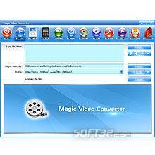 Magic Video Converter Screenshot 3
