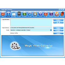 Magic Video Converter Screenshot 2