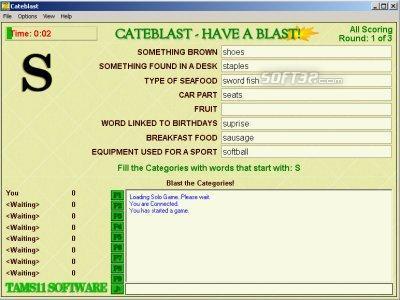 Tams11 Cateblast Screenshot 3