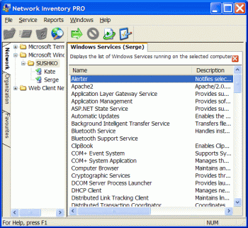 netBerry Screenshot