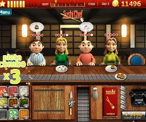YoudaSushiChef Screenshot