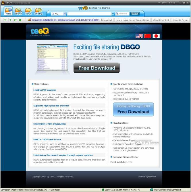 DBGO Screenshot 3
