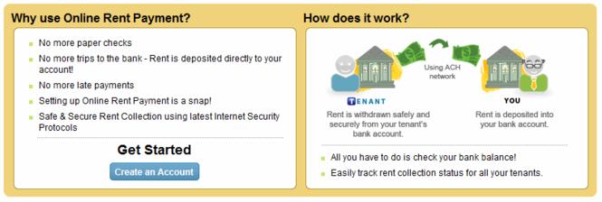 Pay Rent - Online Rent Payment Screenshot 1