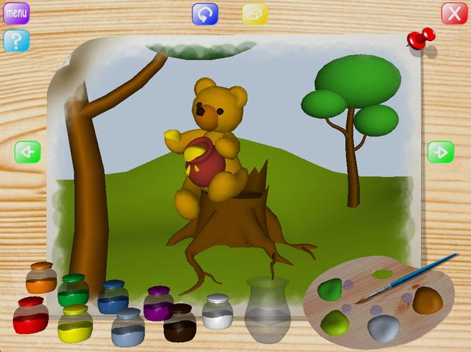 Animals Coloring Book Screenshot