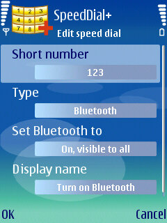 SpeedDial+ Screenshot 1