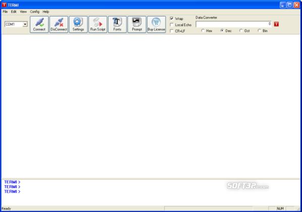 TERMI Screenshot 3