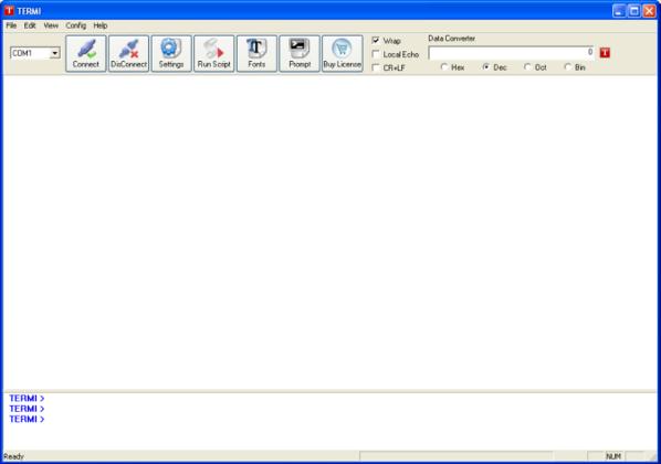 TERMI Screenshot