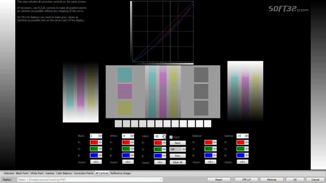 Atrise Lutcurve Screenshot 3