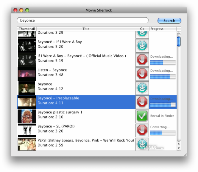 MovieSherlock Full Screenshot 3