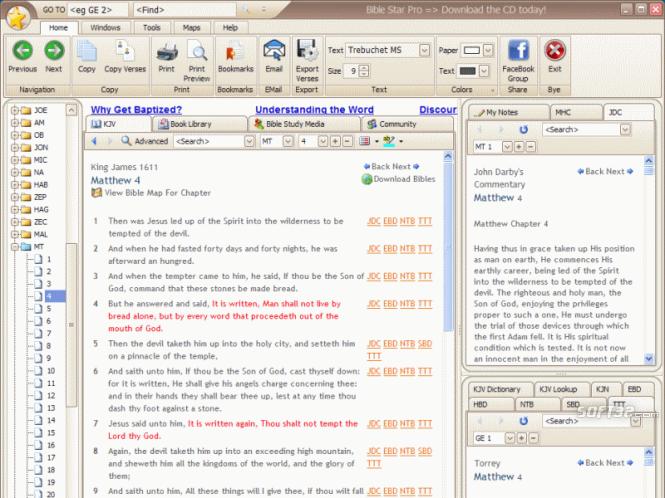 Bible Star Pro Screenshot 3