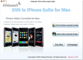 4Videosoft DVD to iPhone Suite for Mac 1