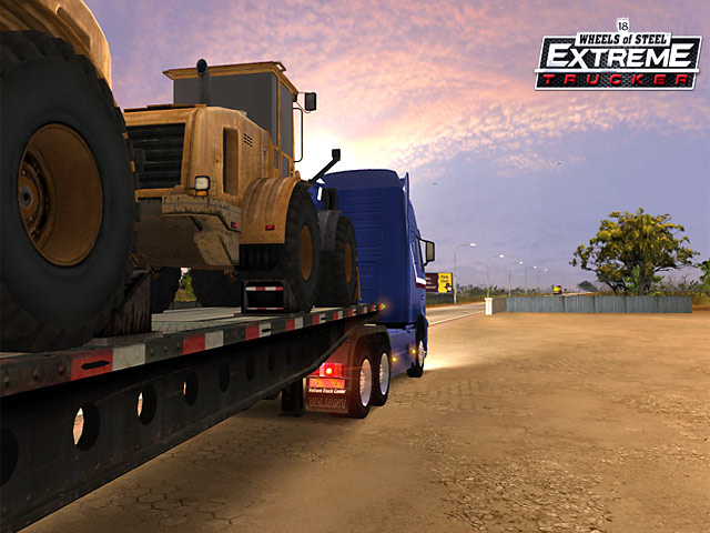 18 Wheels of Steel Extreme Trucker Screenshot 1