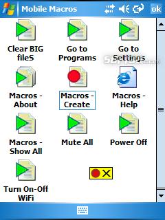 Mobile Macros Screenshot 2