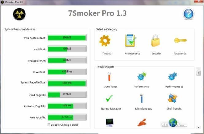 7Smoker Pro Screenshot 3