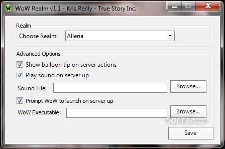 WoW Realm Screenshot 1