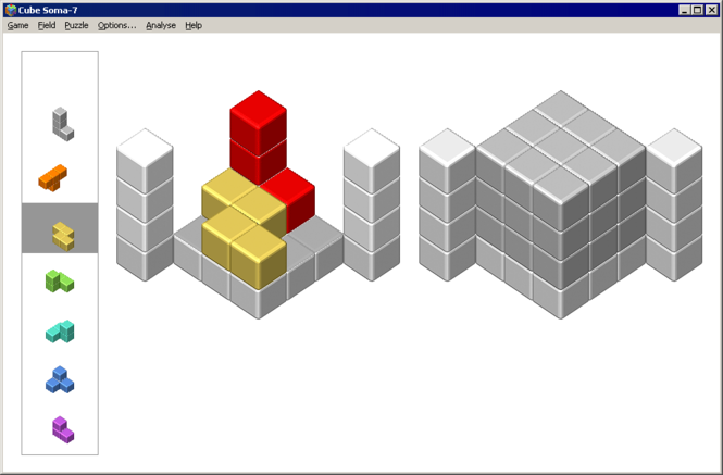 Cube Soma-7 Screenshot 1