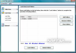 Gili File Lock Pro Screenshot 2