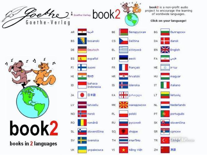 book2 English - Chinese Screenshot 2