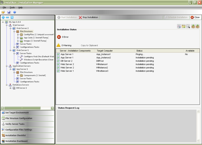InstallAce Screenshot 1