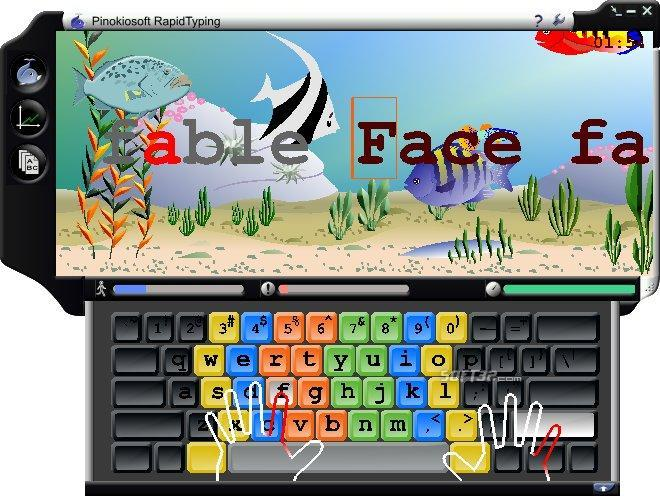 Rapid Typing Tutor Screenshot 3