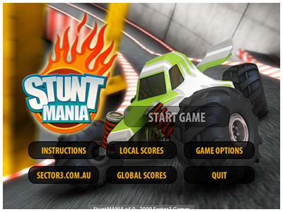 StuntMANIA Screenshot