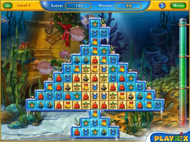 Playrix Fishdom: Frosty Splash Screenshot 3