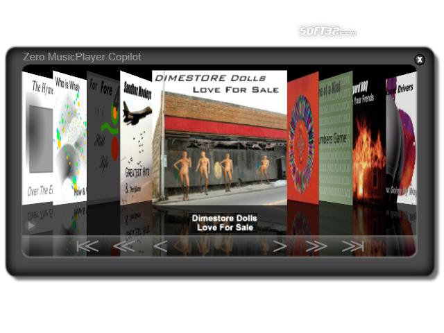Zero MusicPlayer Screenshot 2