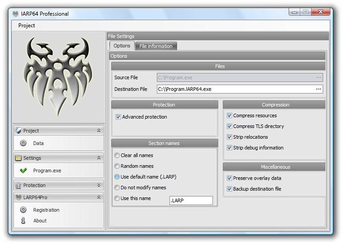 lARP64Pro Screenshot 1