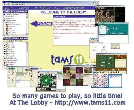 Tams11 Lobby Screenshot 1