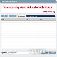 Free WMV WMA MP3 Converter Screenshot 2
