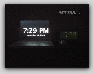 iTravel Alarm Clock Screensaver MacOS Edition Screenshot 2