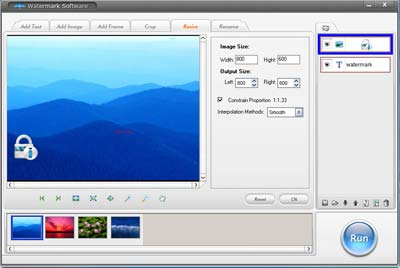 Watermark Creator Screenshot