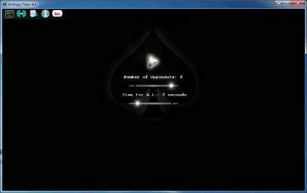 Entropy Interface Screenshot 2